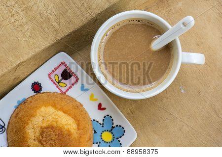 Above, Aroma, Background, Baked, Beverage, Black, Breakfast, Brown, Cafe, Caffeine, Cake, Ceramic