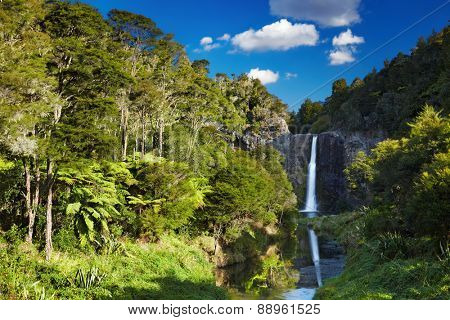 Hunua Falls, North Island, New Zealand