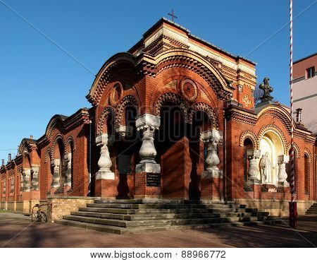 Orthodox-St. George in Lodz.