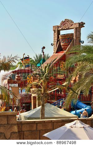 Atlantis, aquaventure waterpark, Dubai