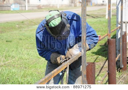 Welder Soldering Iron With Mask