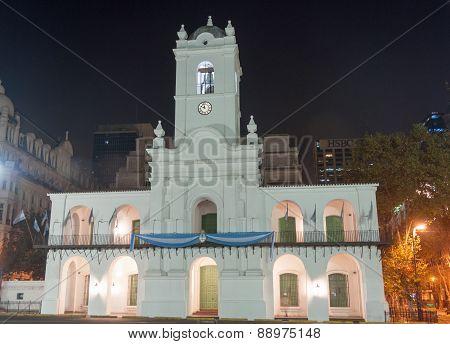 Cabildo Building - Buenos Aires, Argentina