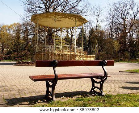 Arbour park.