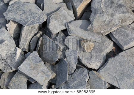 stone shale background