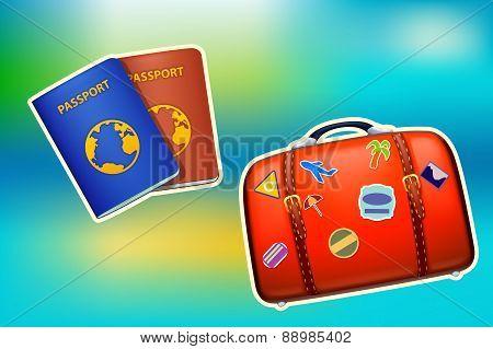 travel case passport
