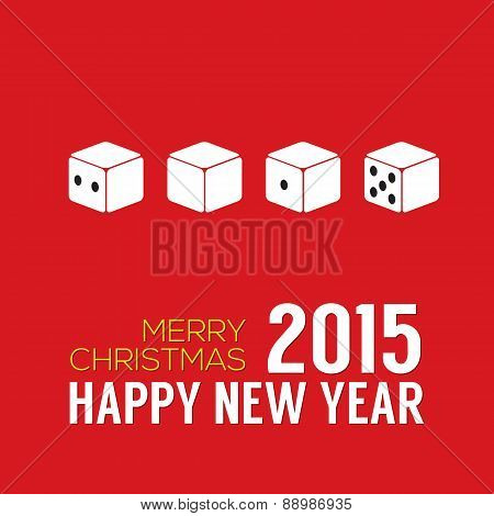 2015 New Year Card.