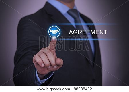 Handshake Business Agreement