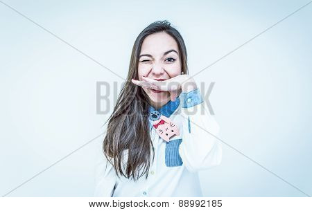 Woman Expression