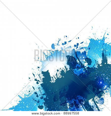 abstract watercolor background, easy all editable