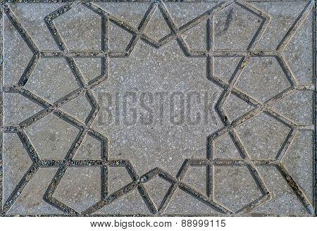 Moroccan Street Tile