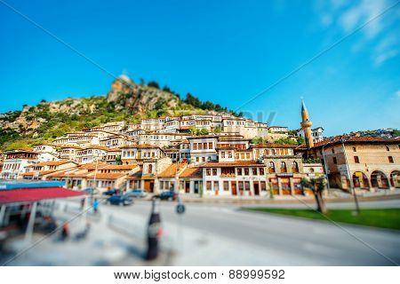 Berat city