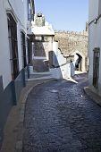 picture of templar  - Streets of Jerez de los Caballeros Spain - JPG