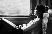 image of loneliness  - Listen to music - JPG