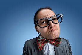 picture of queer  - Strange nerd - JPG