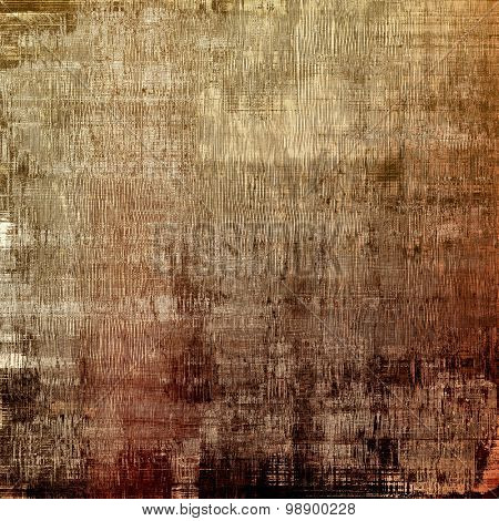 Abstract rough grunge background, colorful texture. With different color patterns: yellow (beige); brown; gray; black yellow (beige); brown; gray; black