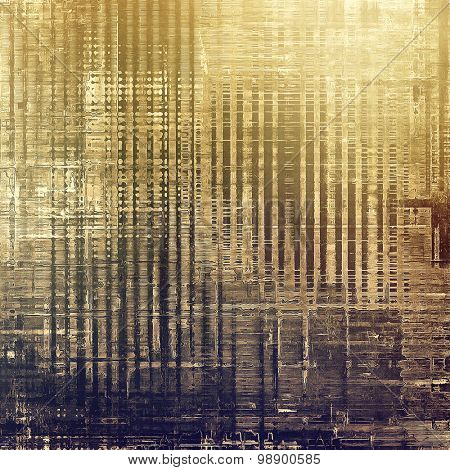 Abstract rough grunge background, colorful texture. With different color patterns: yellow (beige); brown; purple (violet); gray