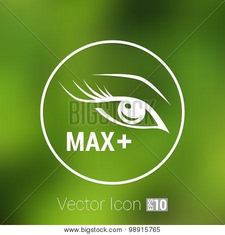 Illustration brushes mascara brush makeup
