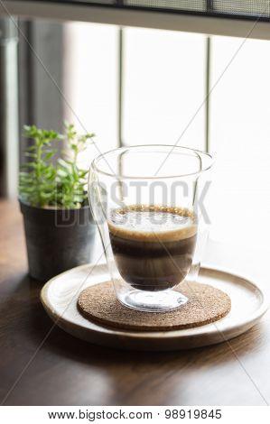 Coffee,Espresso Macchiato