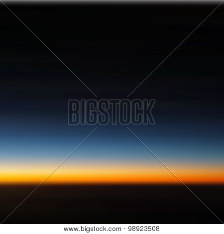 Dusk or Sunset Background