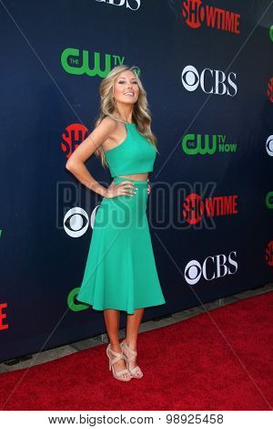 LOS ANGELES - AUG 10:  Melissa Ordway at the CBS TCA Summer 2015 Party at the Pacific Design Center on August 10, 2015 in West Hollywood, CA