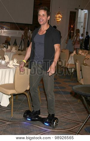 LOS ANGELES - AUG 15:  Christian LeBlanc at the