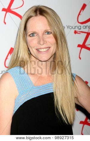 LOS ANGELES - AUG 15:  Lauralee Bell at the