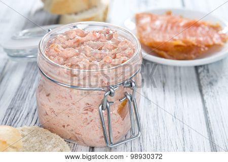 Homemade Salmon Salad