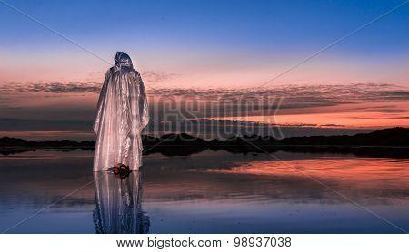 Walking On Water Jesus Christ