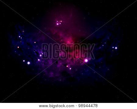 Fantastic Nebulas