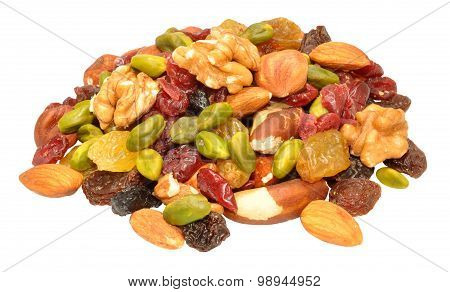 Mixed Fruit And Nut Selection