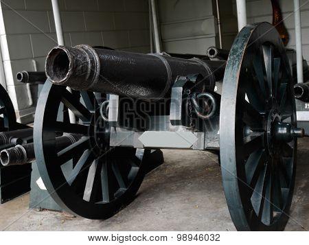 Thai Antique Cannon 2