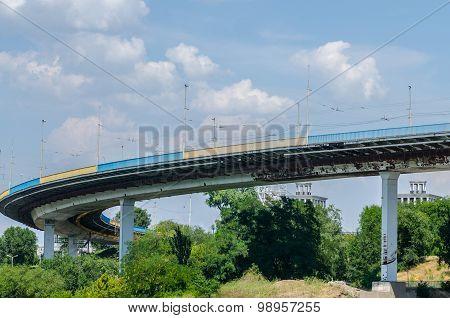 Bridge Hydroelectric Dam