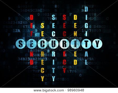 Protection concept: word Security in solving Crossword Puzzle