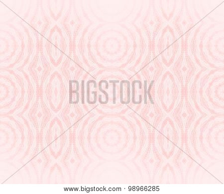 Seamless circles pattern pink