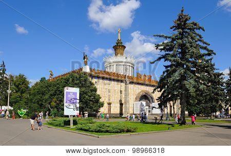 View of the Pavilion Ukraina