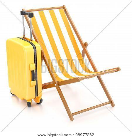 Chaise Longue, Suitcase