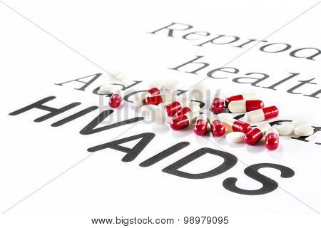 Reproductive Health By Adolescent, Aids, Hiv, Medication Sickness
