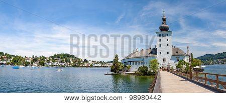 Castle Ort, Gmunden