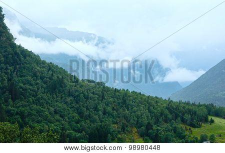 Summer Mountain (norway)