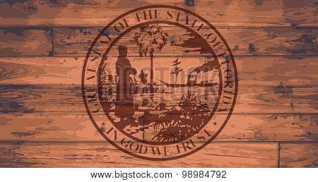 Florida State Seal Brand