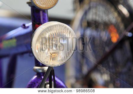 Retro Bicycle Details