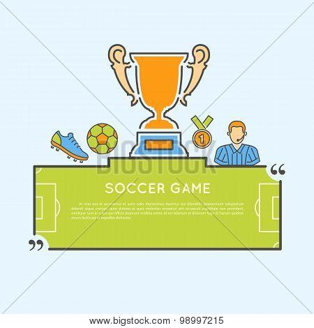 Soccer Game Theme