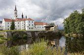 ������, ������: Klooster in Vissy Brod Tsjechi