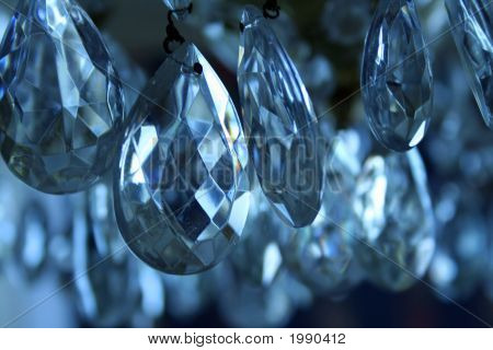 Tear Drop Kristalle