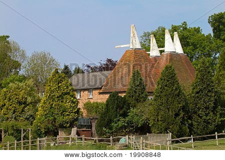 Oast House conversion
