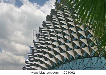 Singapore Esplanade Theatre On The Bay