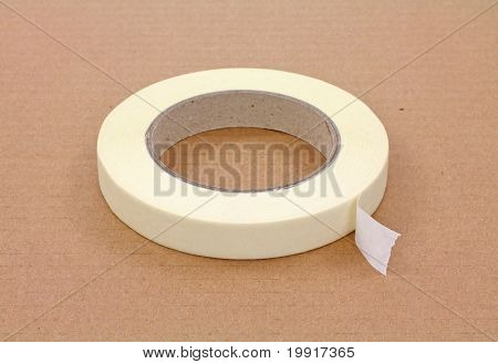 Single Roll Of Masking Tape