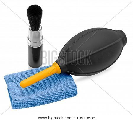 Lens Cleaner Accessories