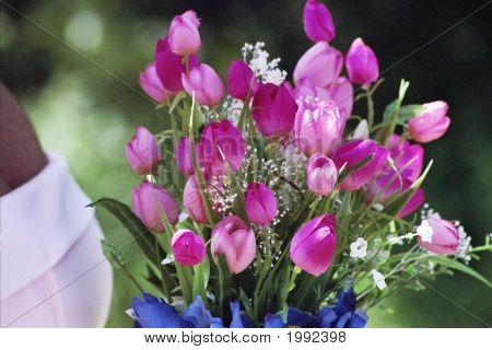 Bridal Pary Bouquet