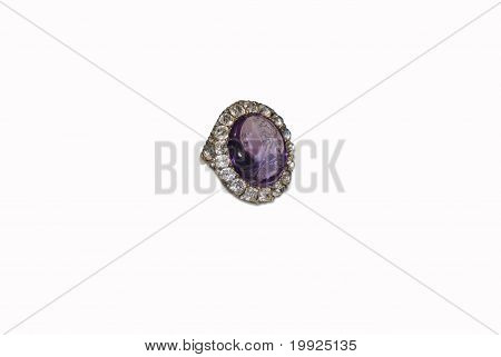 Ring With Ekaterina's Shape Of The Second